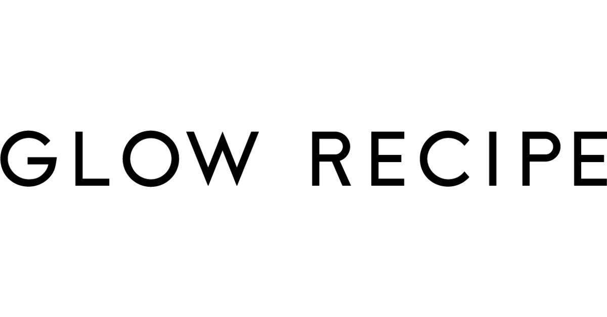 GLOW recipe logo company info tenstepkoreanskincarekit