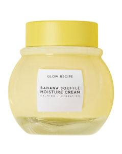 glow recipe banana soufflé moisture cream step nine of korean skin care routine